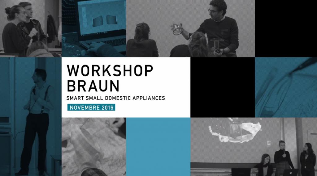 workshop braun