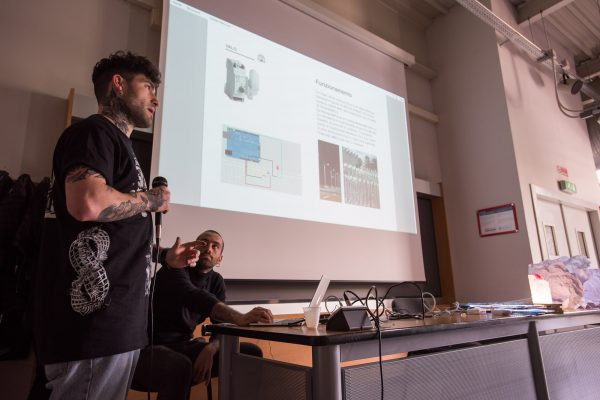 Manifattura soffice product design for Laurea design milano