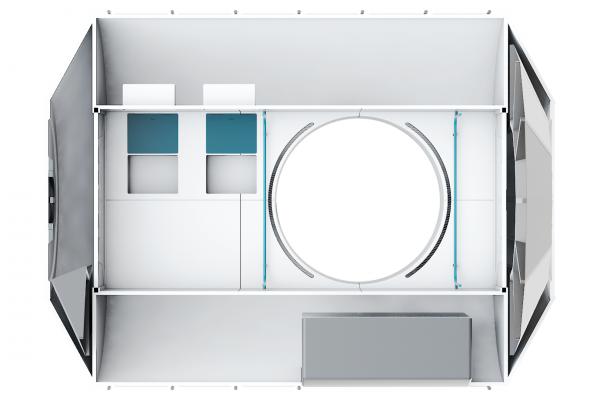 S4I_18_Team5_Cradle_Space Habitation Module_Section