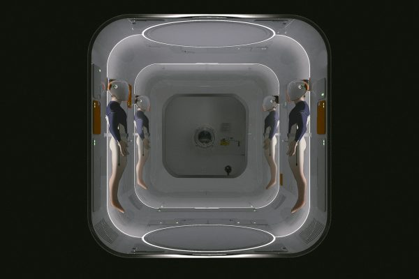 S4I_18_Team6_Perseus_AR Space Helmet_Sleeping